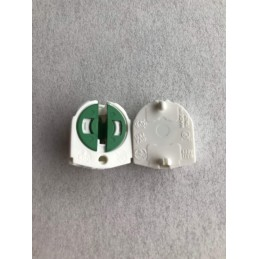 LOTTO 10 PZ portalampada BJB 26.641.2004.50 120 W, Fluorescente, G5 T5 2 pin AGGANCIO VERTICALE
