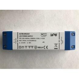 SELF SLT60-24VLE-E LED ALIMENTAZIOE 24v 60w 2,5a