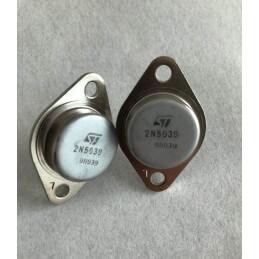 2 PZ. TRANSISTOR 2N5039  98939 ST Microelectronics