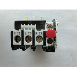 RELE' TERMICO GHISALBA RTD23E 4-6A (THERMAL OVERLOAD RELAY)