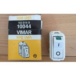 VIMARE SERIE LINEA 10044 INTERRUTTORE AUTOMATICO MAGNETO TERMICO 5A 220V