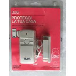 Sensore Antifurto Magnetico per Porte / Finestre Wireless mod. HD-S002