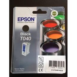 EPSON T040 CARTUCCIA BLACK...