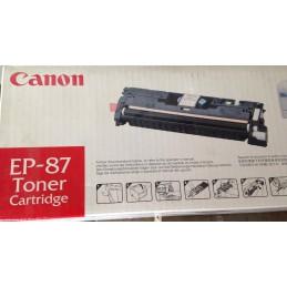 CANON TONER  EP-87 BLACK...