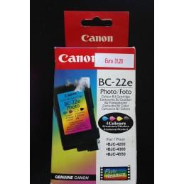 CANON BC-22e CARTUCCIA...