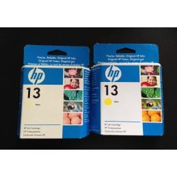 HP 13 - CARTUCCIA YELLOW...