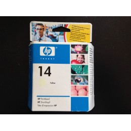 HP 14 - CARTUCCIA YELLOW-...