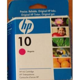 HP 10 - CARTUCCIA MAGENTA -...