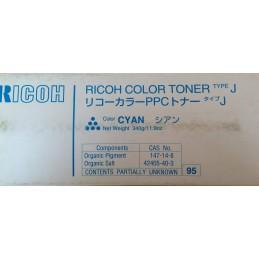 RICOH COLOR TONER TYPE J...
