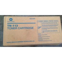 KONICA MINOLTA TONER  TN-113 TN113 BLACK ORIGINALE CODE 4518601