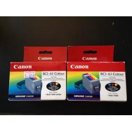 CANON BCI-62 CARTUCCIA COLOR ORIGINALE CODE T4960999868776