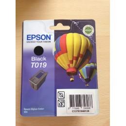 EPSON T019 Twin Pack CARTUCCIA BLACK ORIGINALE CODE C13T01940220 SCADUTA