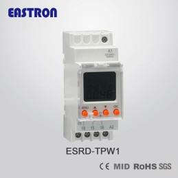 EASTRON SDM 230 COUNTER METER ENERGY MULTIFUNCTION DIGITAL SINGLE PHASE 230V 100 AMP